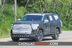 2021 Cadillac Escalade Testing - Exterior - July 2019 003