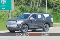 2021 Cadillac Escalade Testing - Exterior - July 2019 005
