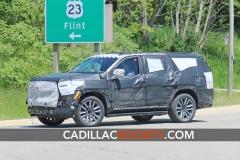 2021 Cadillac Escalade Testing - Exterior - July 2019 006