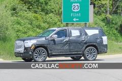 2021 Cadillac Escalade Testing - Exterior - July 2019 007