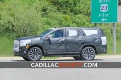 2021 Cadillac Escalade Testing - Exterior - July 2019 008