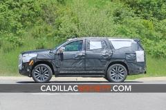 2021 Cadillac Escalade Testing - Exterior - July 2019 009