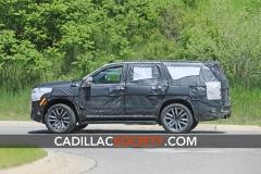 2021 Cadillac Escalade Testing - Exterior - July 2019 010