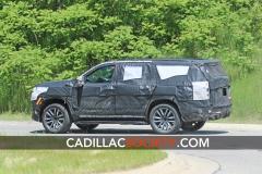 2021 Cadillac Escalade Testing - Exterior - July 2019 011