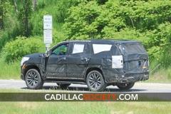 2021 Cadillac Escalade Testing - Exterior - July 2019 013