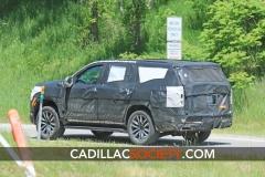 2021 Cadillac Escalade Testing - Exterior - July 2019 014