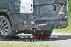 2021 Cadillac Escalade Testing - Exterior - July 2019 015