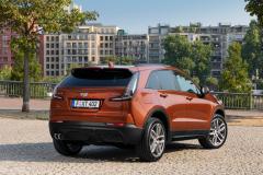 2021-Cadillac-XT4-Sport-Europe-Exterior-016-rear-three-quarters