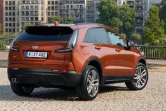 2021-Cadillac-XT4-Sport-Europe-Exterior-017-rear-three-quarters