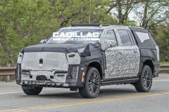 2023-Cadillac-Escalade-V-ESV-Prototype-Spy-Shots-May-2021-004