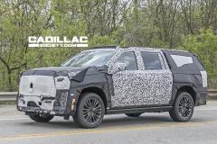 2023-Cadillac-Escalade-V-ESV-Prototype-Spy-Shots-May-2021-007
