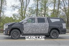 2023-Cadillac-Escalade-V-ESV-Prototype-Spy-Shots-May-2021-010