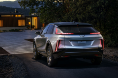 2023-Cadillac-Lyriq-Exterior-005-Rear-Three-Quarters