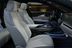 2023-Cadillac-Lyriq-Interior-006-cockpit-front-seats-Sky-Cool-Gray-with-Galvano-Accents