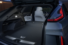 2023-Cadillac-Lyriq-Interior-015-trunk-second-row-seats-folded-flat