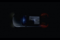 Cadillac-Celestiq-Show-Car-Teaser-006-sunroof-from-outside-overhead-three-quadrants-dimmed