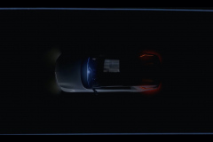 Cadillac-Celestiq-Show-Car-Teaser-008-sunroof-from-outside-overhead-one-quadrant-dimmed