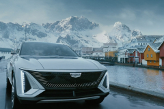 Cadillac-Lyriq-Show-Car-BEV3-Everybody-In-No-Way-Norway-Commercial-Will-Ferrell-2021-Super-Bowl-LV-010-front-three-quarters-Sweden