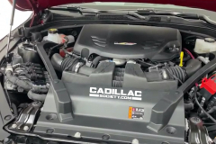 2022-Cadillac-CT4-V-Blackwing-Engine-Bay-Twin-Turbo-3.6L-V6-LF4-Engine-001
