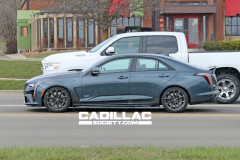 2022-Cadillac-CT4-V-Blackwing-First-Real-World-Photos-Shadow-Metallic-April-2021-Exterior-005