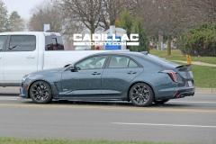 2022-Cadillac-CT4-V-Blackwing-First-Real-World-Photos-Shadow-Metallic-April-2021-Exterior-007