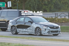 2022-Cadillac-CT4-V-Blackwing-Spy-Shots-Exterior-October-2020-001
