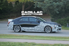 2022-Cadillac-CT4-V-Blackwing-Spy-Shots-Exterior-October-2020-004