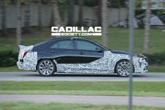 2022-Cadillac-CT4-V-Blackwing-Spy-Shots-Exterior-October-2020-005