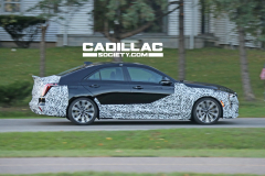 2022-Cadillac-CT4-V-Blackwing-Spy-Shots-Exterior-October-2020-006