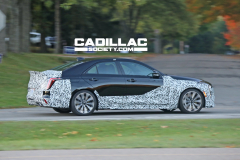 2022-Cadillac-CT4-V-Blackwing-Spy-Shots-Exterior-October-2020-007
