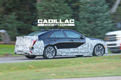 2022-Cadillac-CT4-V-Blackwing-Spy-Shots-Exterior-October-2020-009