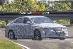 Cadillac CT4-V Blackwing Spy Shots - June 2019 001 14-31-51-025
