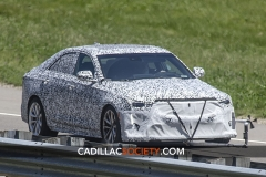 Cadillac CT4-V Blackwing Spy Shots - June 2019 002 14-31-51-024
