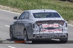 Cadillac CT4-V Blackwing Spy Shots - June 2019 006