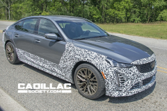 Cadillac-CT5-V-Blackwing-Prototype-Magnesium-Wheels-June-2020-006-front-three-quarters