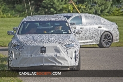 Cadillac CT5-V Blackwing Prototype - September 2019 001