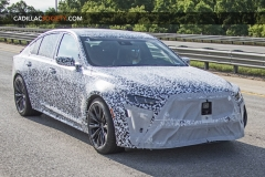 Cadillac CT5-V Blackwing Prototype - September 2019 002