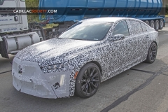 Cadillac CT5-V Blackwing Prototype - September 2019 003