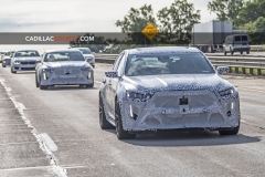 Cadillac CT5-V Blackwing Prototype - September 2019 006