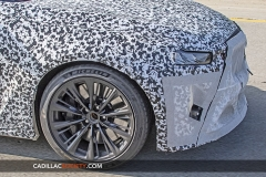 Cadillac CT5-V Blackwing Prototype - September 2019 011