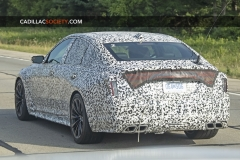 Cadillac CT5-V Blackwing Prototype - September 2019 012