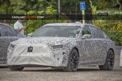 Cadillac CT5-V Blackwing Prototype - September 2019 015
