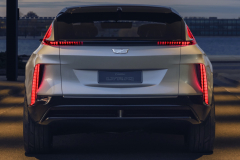 2023-Cadillac-Lyriq-Show-Car-Exterior-011-rear-end-tail-lights