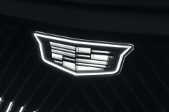 2023-Cadillac-Lyriq-Show-Car-Exterior-017-light-up-Cadillac-logo