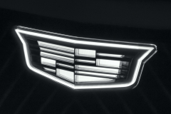 2023-Cadillac-Lyriq-Show-Car-Exterior-018-light-up-Cadillac-logo