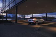 2023-Cadillac-Lyriq-Show-Car-Exterior-022-rear-three-quarters