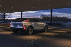 2023-Cadillac-Lyriq-Show-Car-Exterior-023-rear-three-quarters