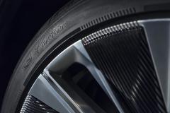 2023-Cadillac-Lyriq-Show-Car-Exterior-048-tire-sidewall-with-Cadillac-logo-script