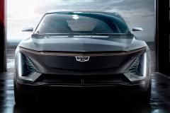 Cadillac-EV-Concept-SUV-2019-North-American-Intenational-Auto-Show-Presentation-Cadillac-Lyriq-002-front-end