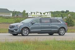 Cadillac-XT5-Limo-Prototype-Spy-Shots-September-2020-Exterior-004